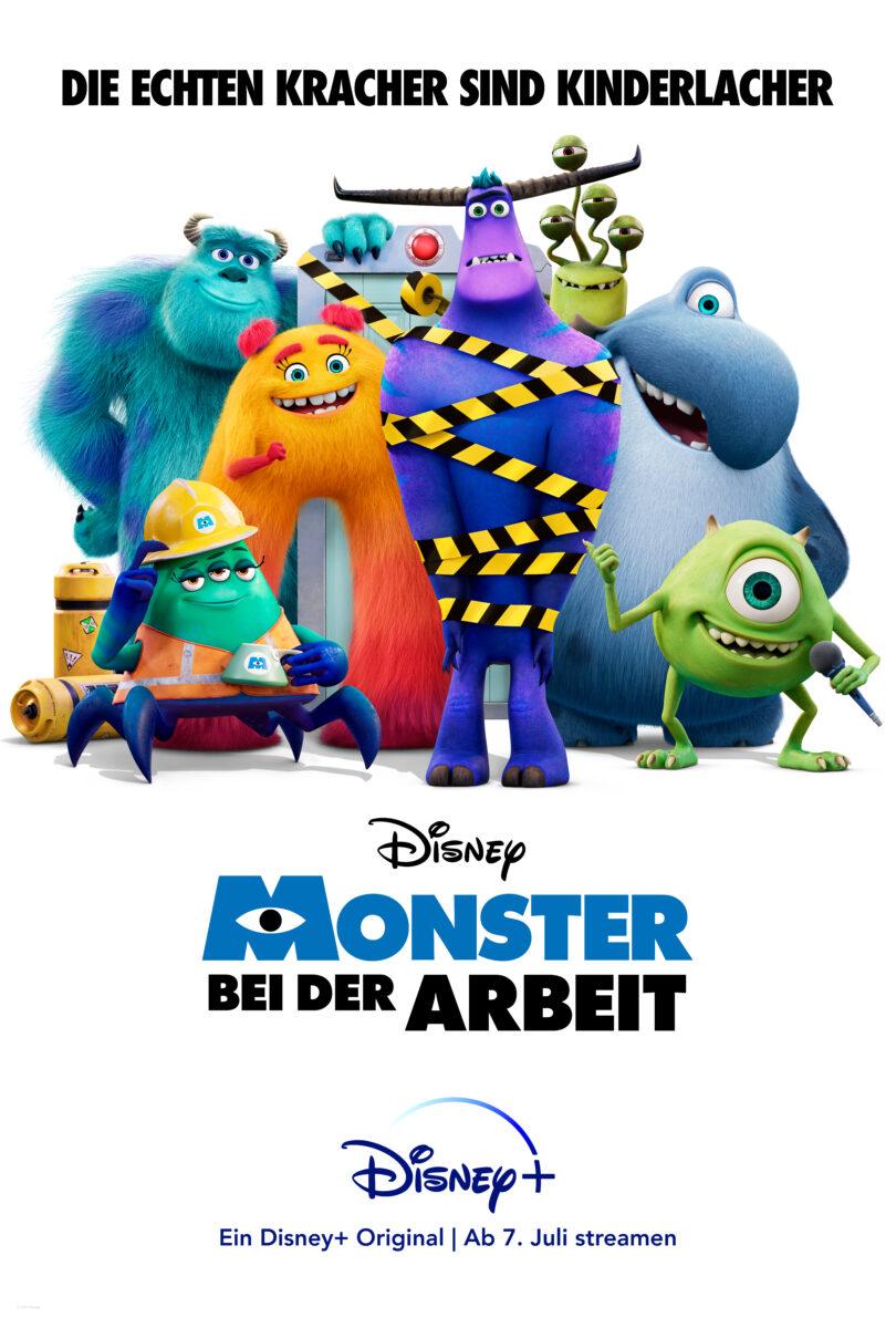 Das Monster AG-Team lässt es krachen!
